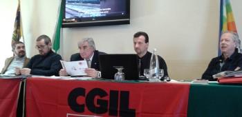 2014-02-25 - Congresso Flai Rosolina - Tavolo relatori