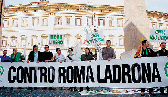 Roma ladrona